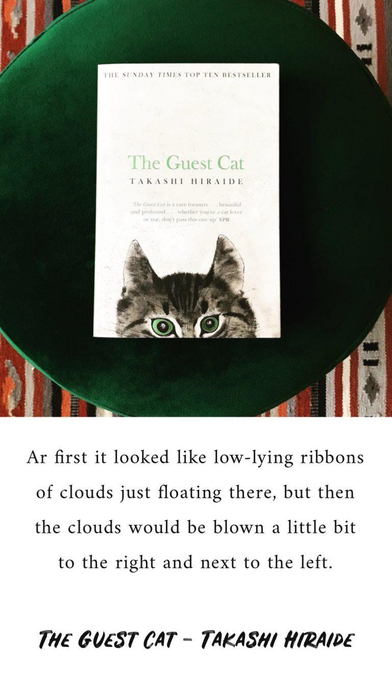 The Guest Cat - Takashi Hiraide