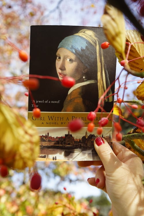Girl With a Pearl Earring Tracy Chevalier 5