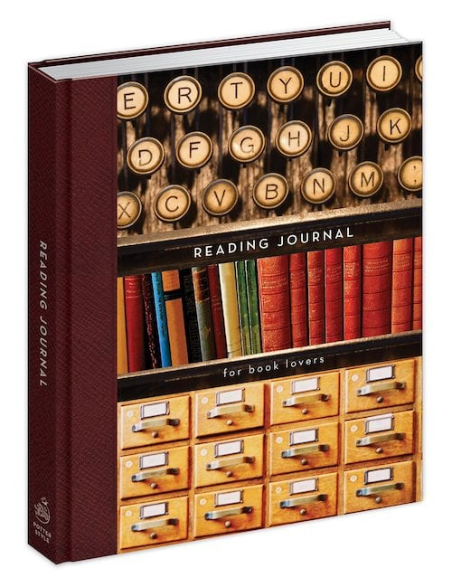 Reading journal Christmas Gifts for Book Lovers