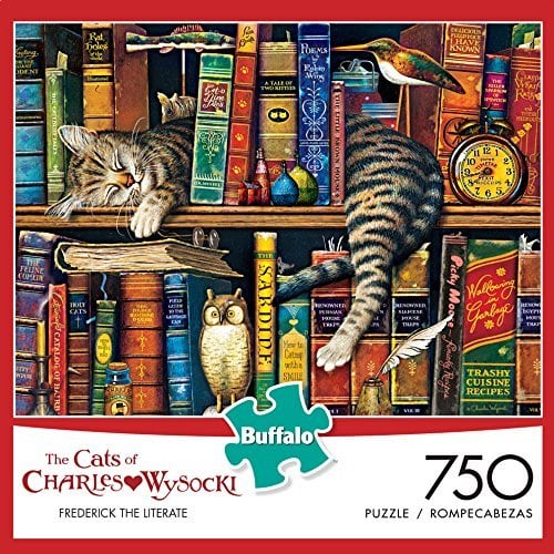 Puzzle Christmas Gifts for Book Lovers