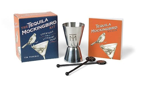 literary drinks Christmas Gifts for Book Lovers