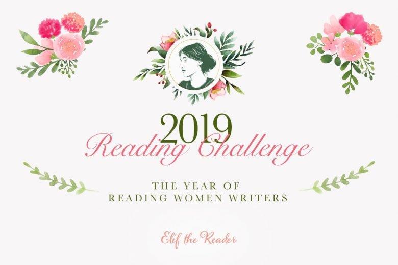 Reading Challenge 2019 - Women Writers