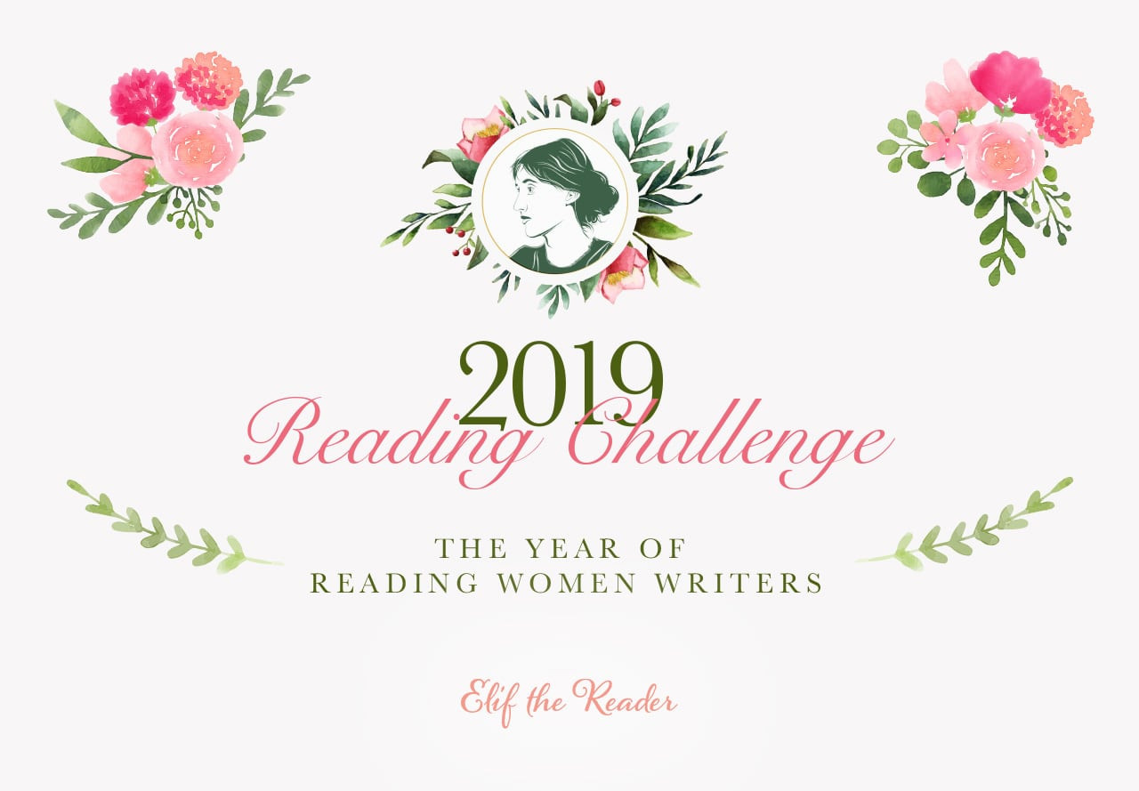 Reading Challenge 2019 - Women Writers