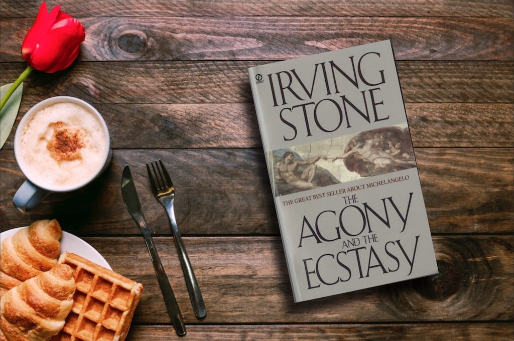 The Agony and the Ecstasy Irving Stone