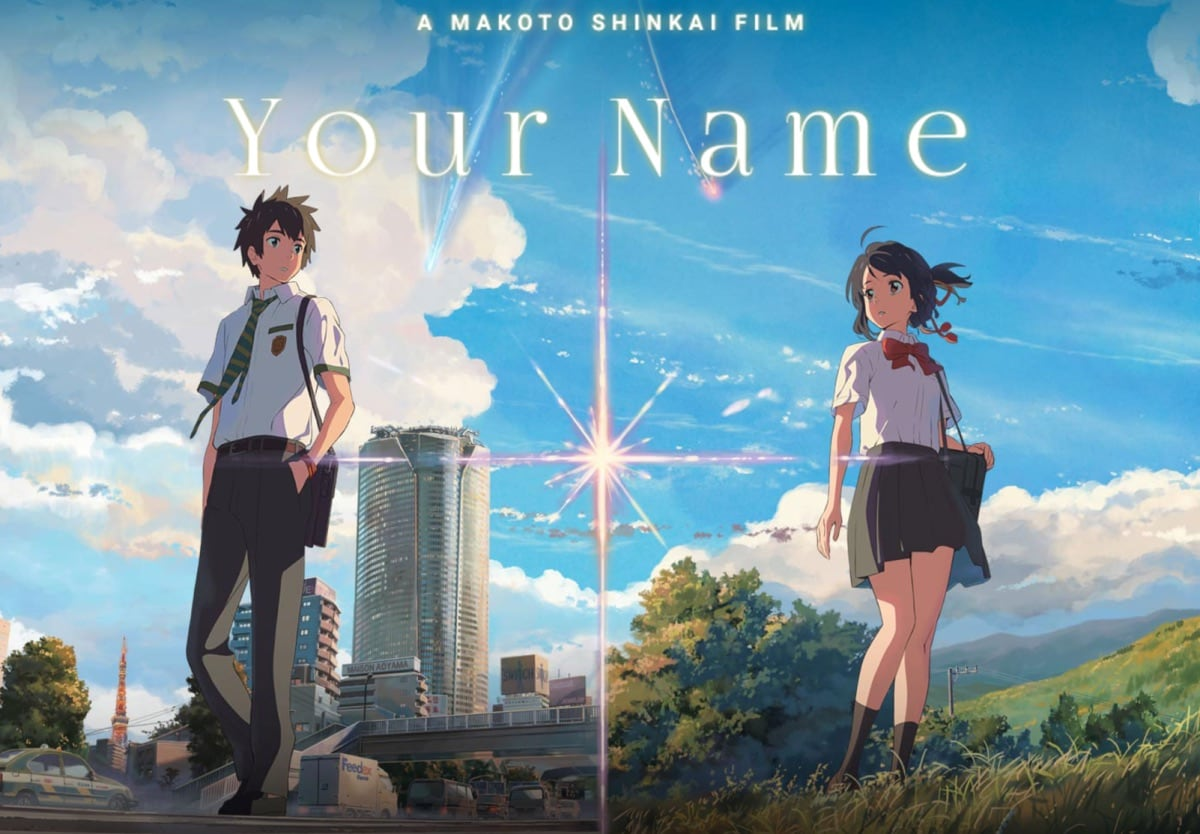 Your Name by Makoto Shinkai