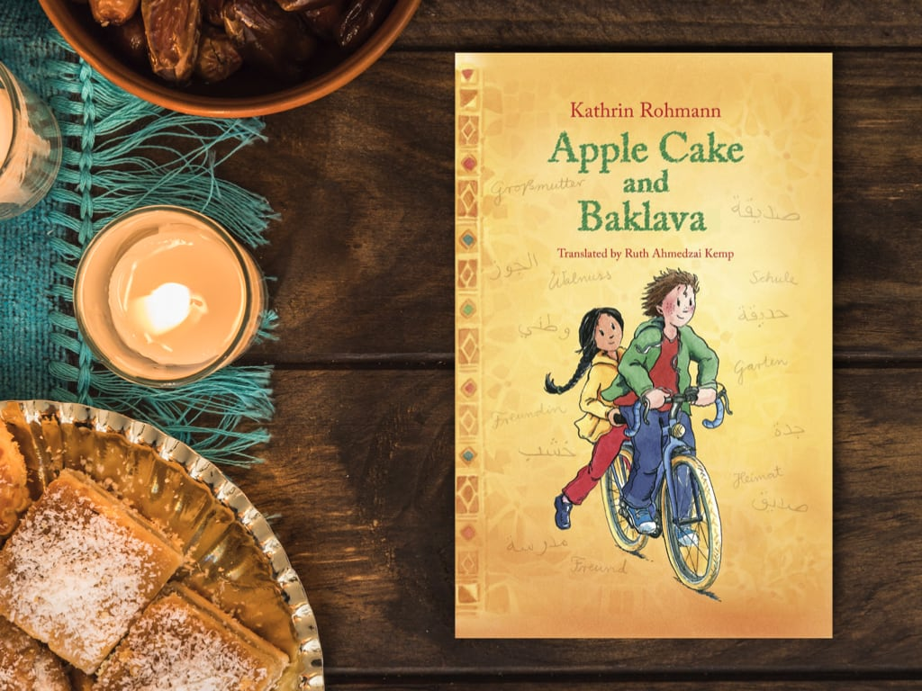 Apple Cake and Baklava - Kathrin Rohmann