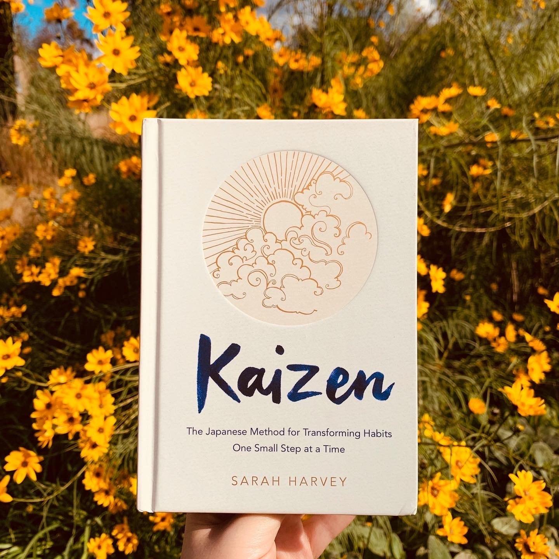 Kaizen - Sarah Harvey