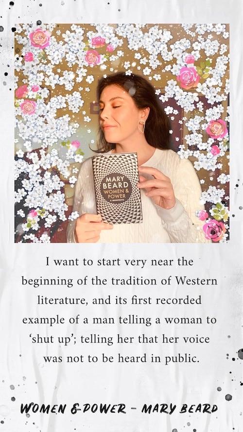 Women & Power A Manifesto - Mary Beard