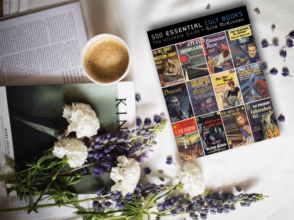 500 Essential Cult Books - Gina McKinnon