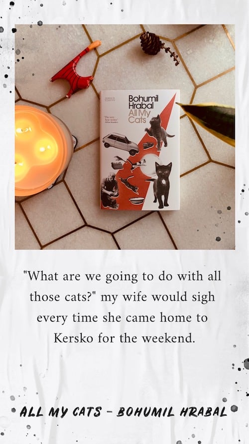 All My Cats - Bohumil Hrabal