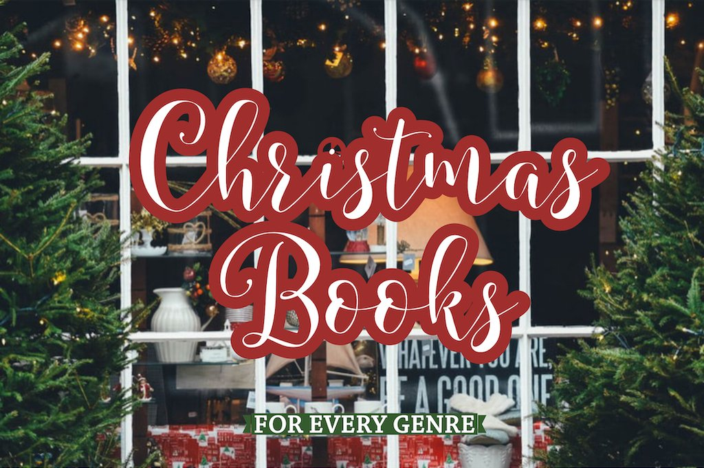 Christmas Books for Every Genre