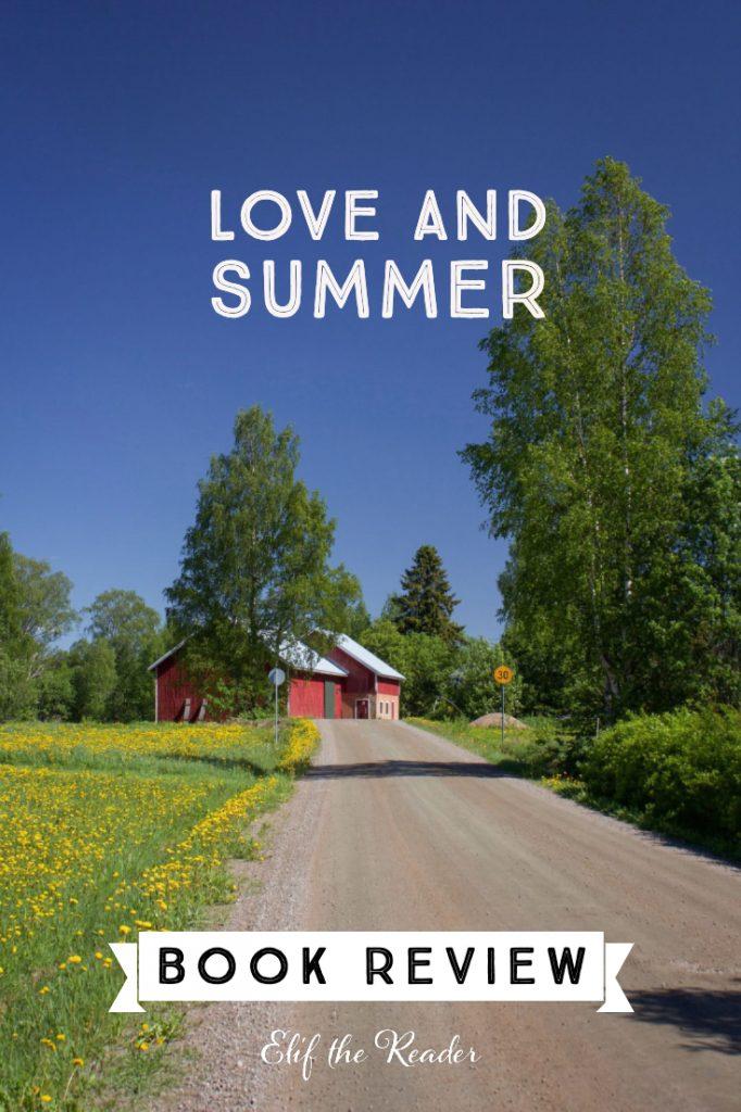 Love and Summer - William Trevor