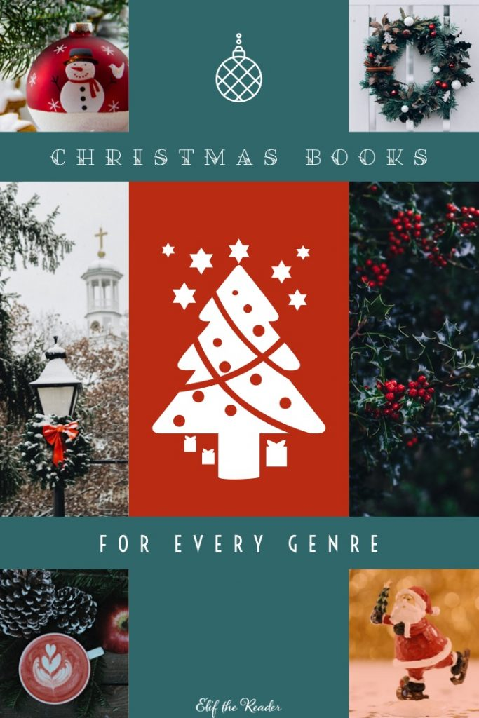 Chistmas Books for Every Genre