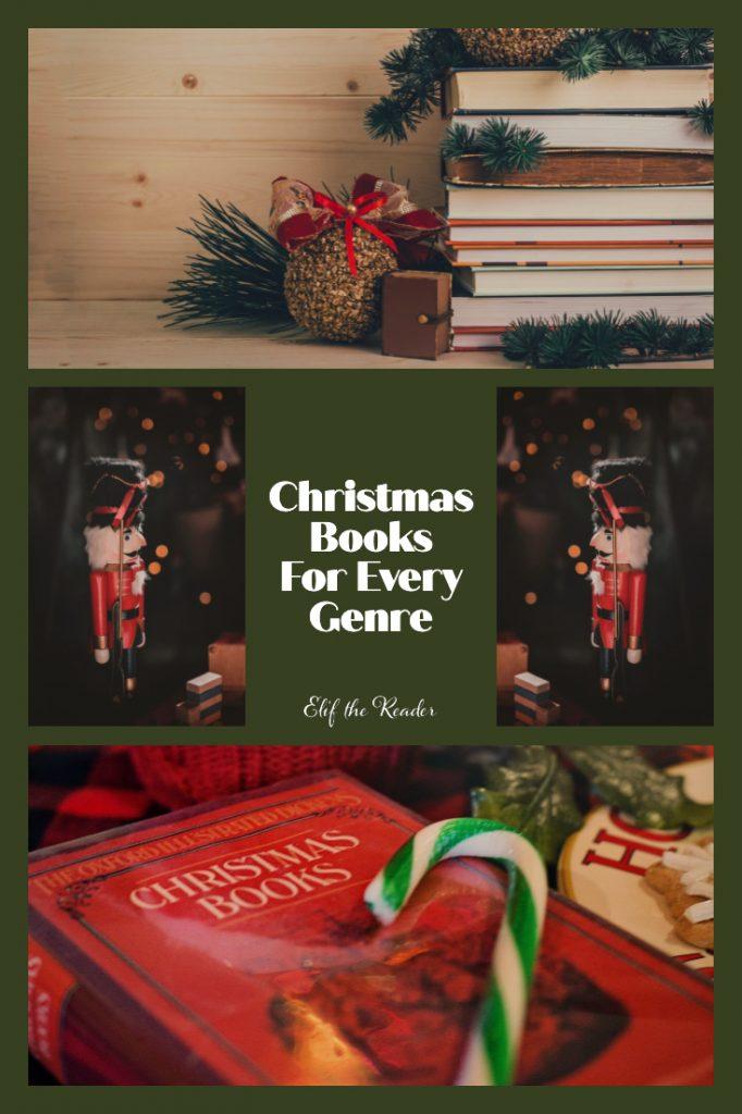 christmas bookish