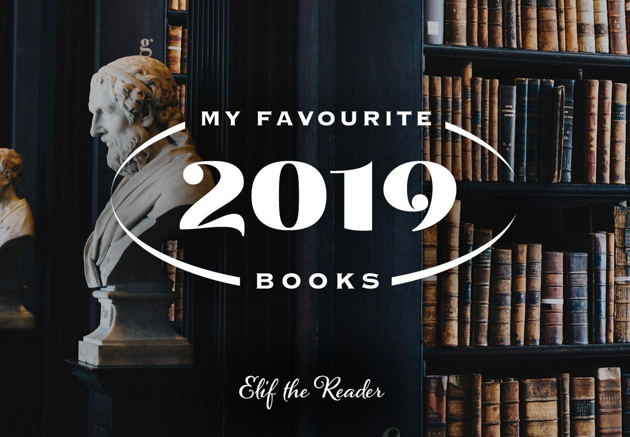 Favourite 2019 Books
