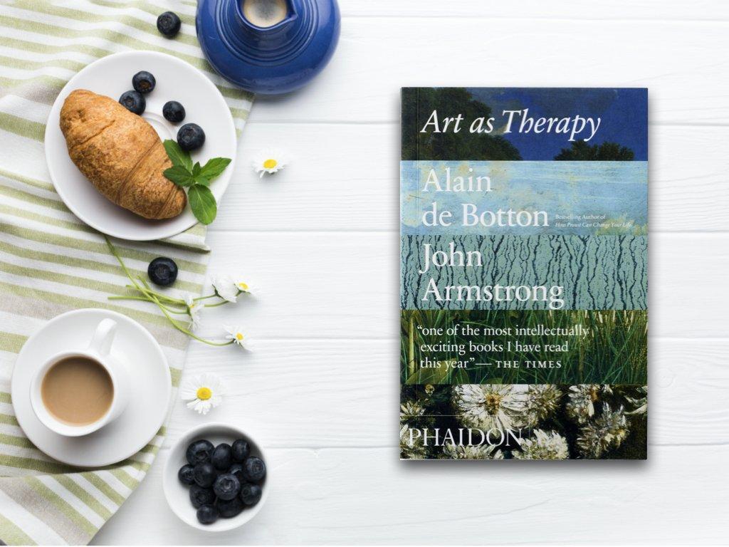 Art as Therapy - Alain de Botton & John Armstrong