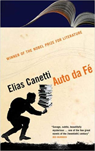 Auto-da-Fé - Elios Canetti