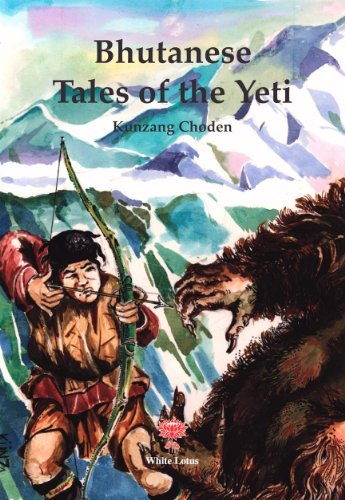 Bhutanese Tales of the Yeti - Kunzang Choden