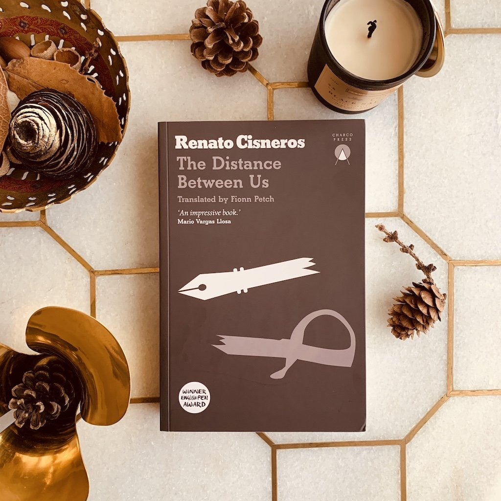 The Distance Between Us - Renato Cisneros