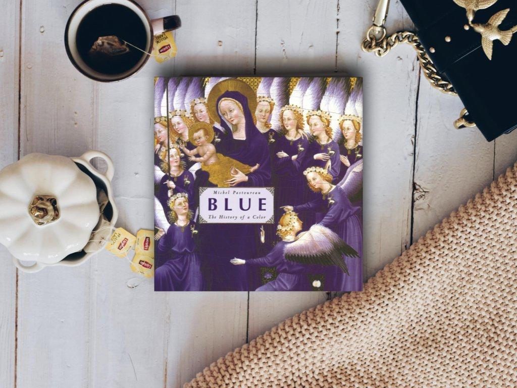 Blue: The History of a Colour - Michel Pastoureau