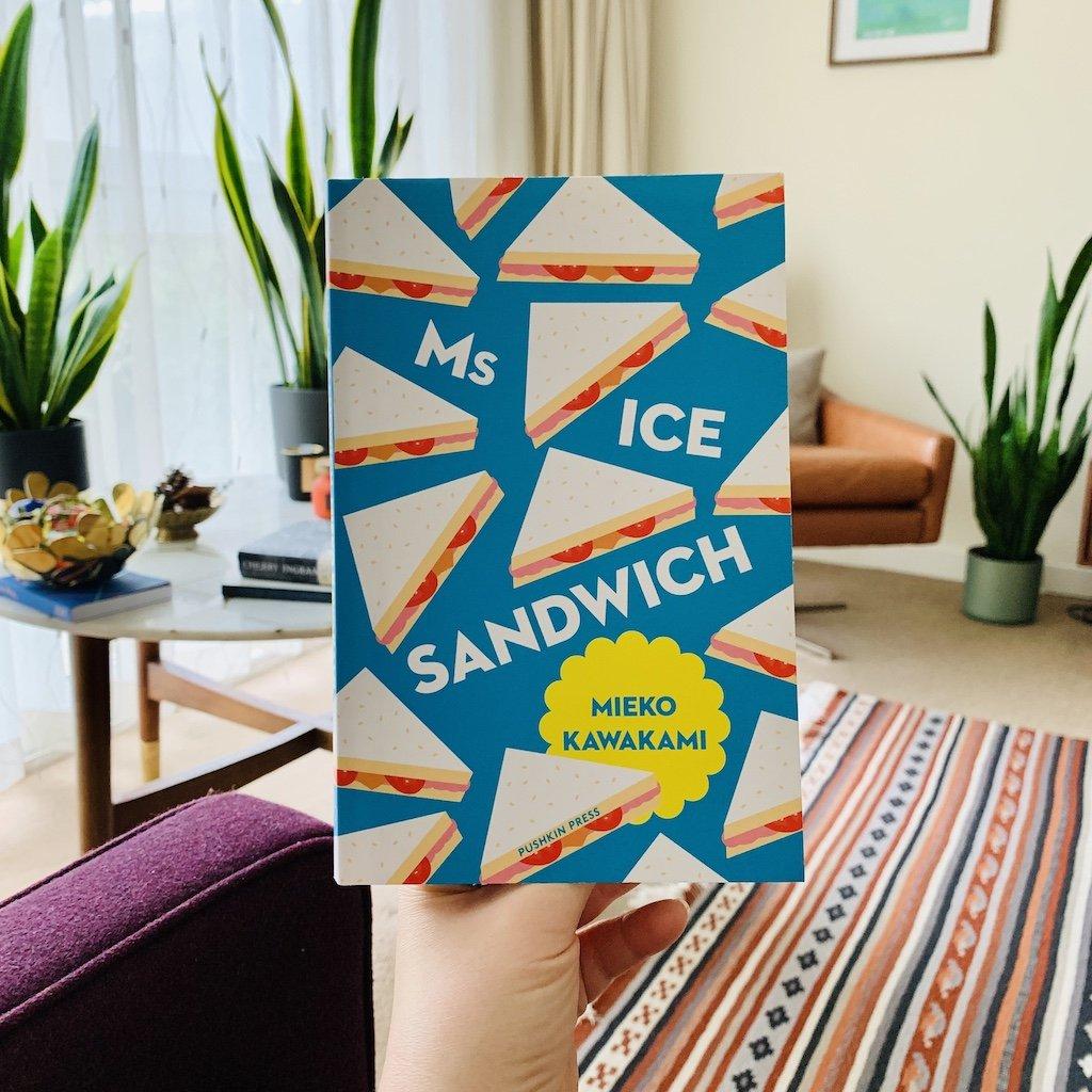 Ms Ice Sandwich - Mieko Kawakami
