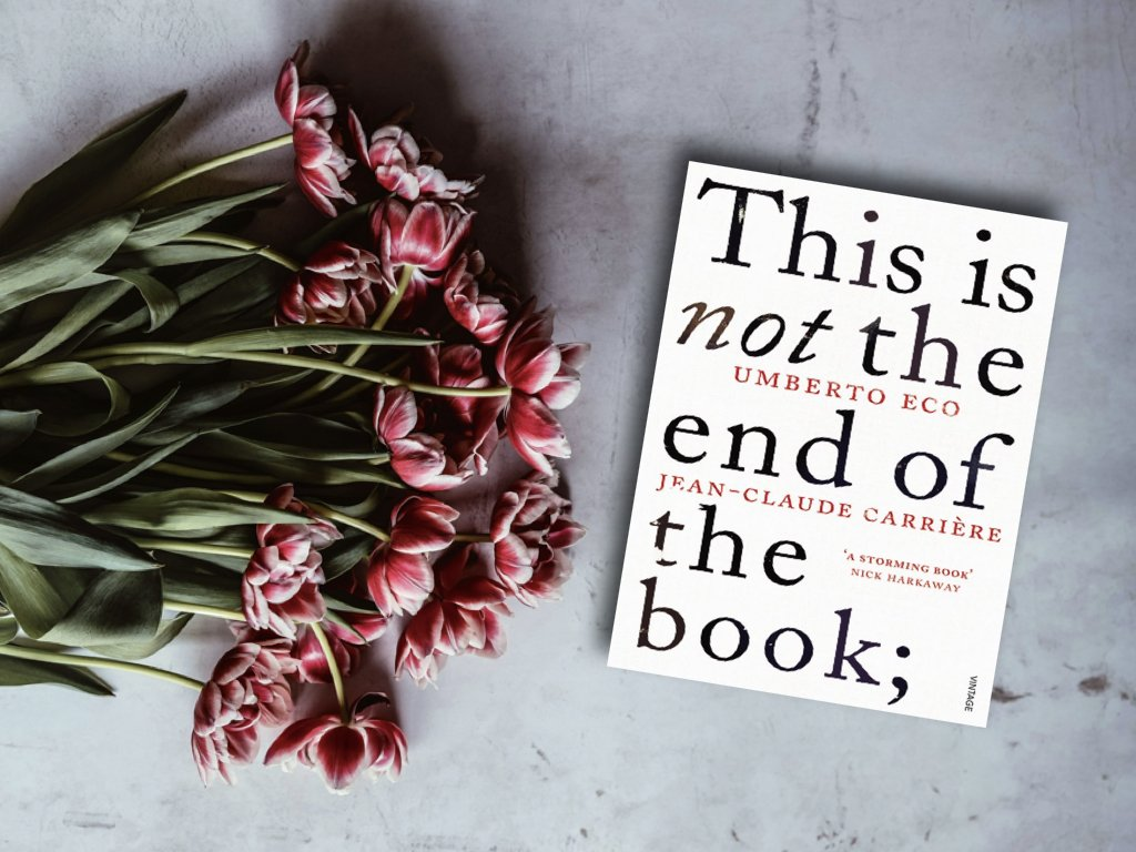 This is Not the End of the Book - Umberto Eco, Jean-Claude Carrière