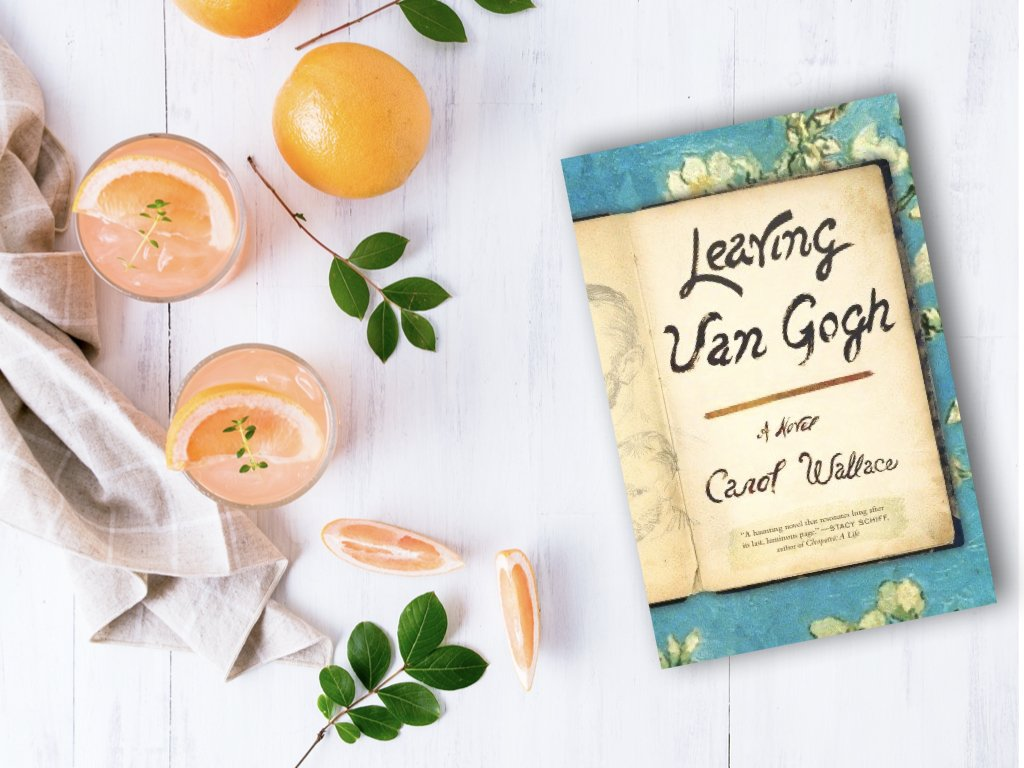 Leaving Van Gogh - Carol Wallace