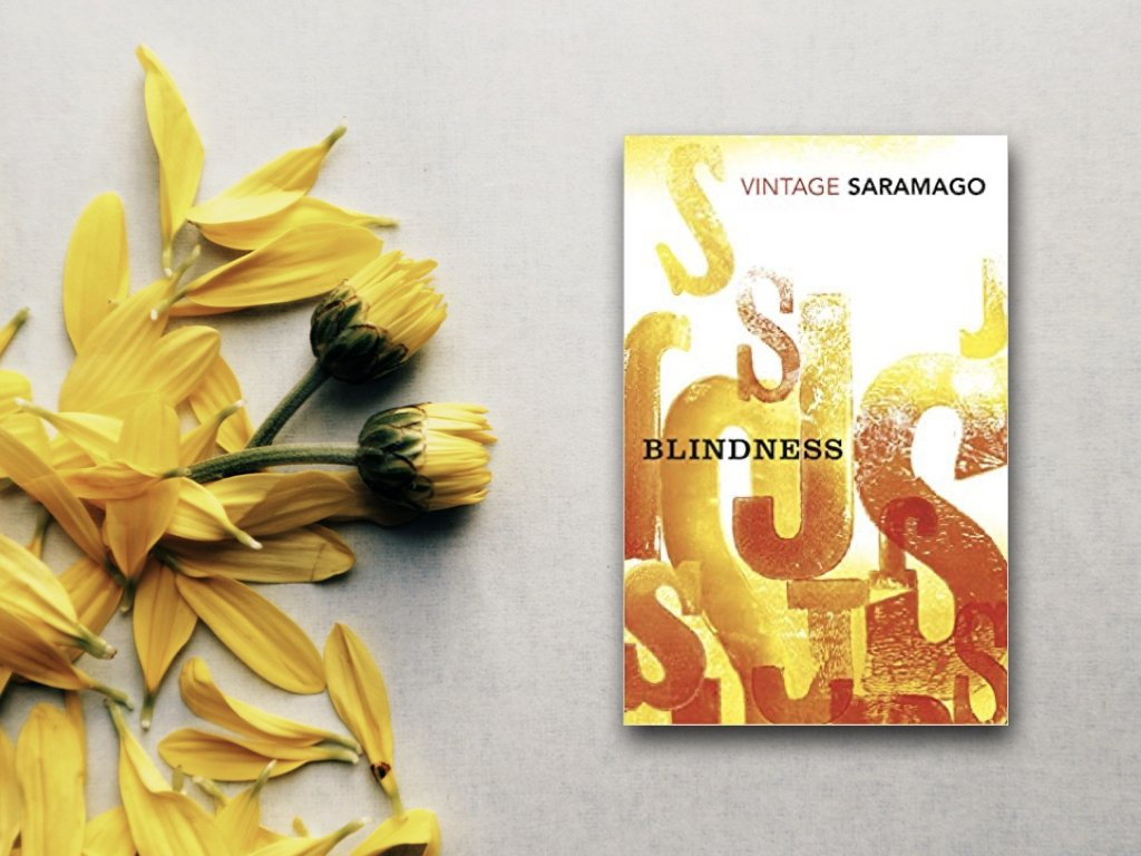 Blindness - Jose Saramago