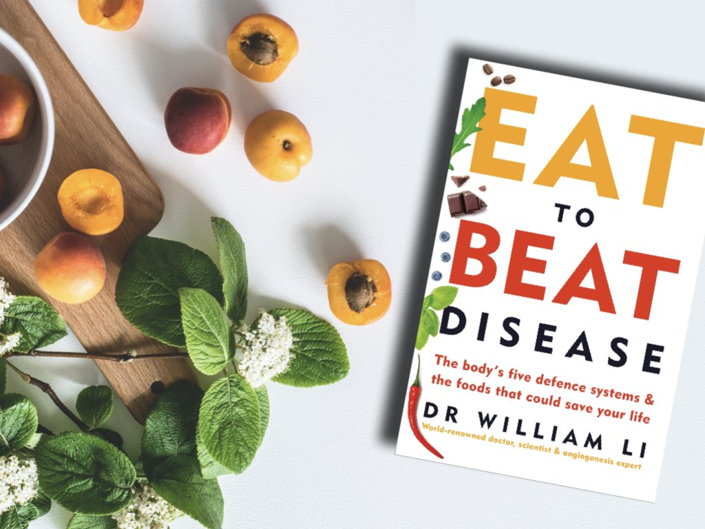 Eat to Beat Disease - Dr William Li