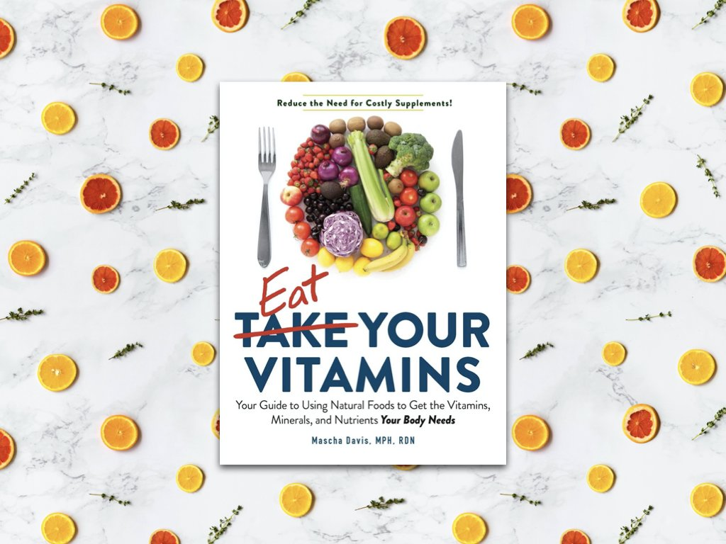 Eat Your Vitamins - Mascha Davis
