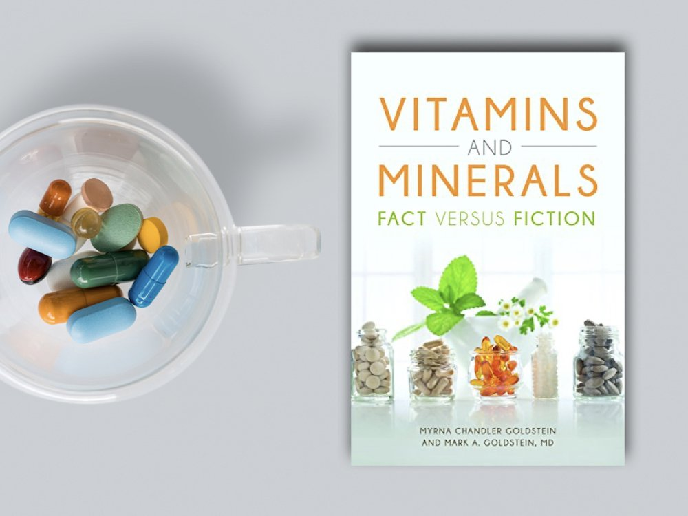 Vitamins and Minerals - Mark Goldstein