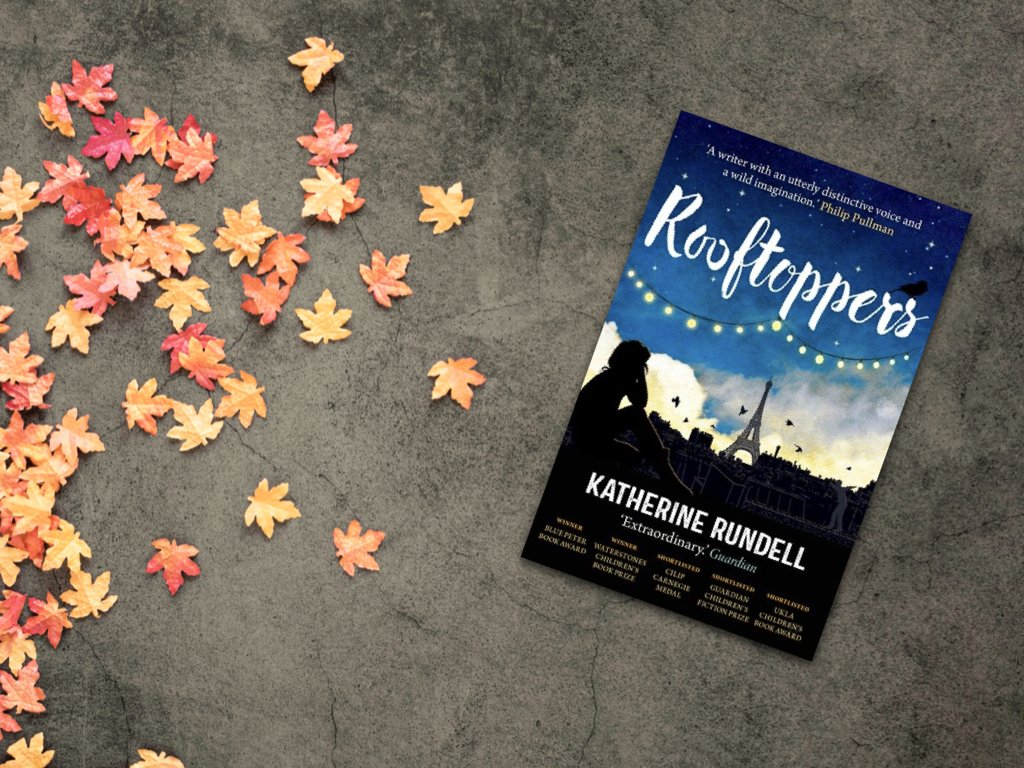 Rooftoppers - Katherine Rundell