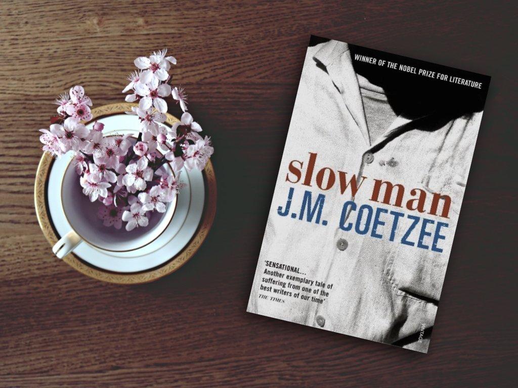 Slow Man - J M Coetzee