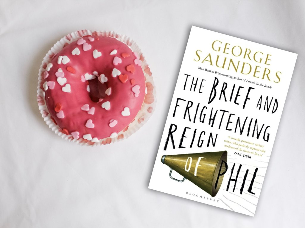 The Brief and Frightening Reign of Phil - George Saunders