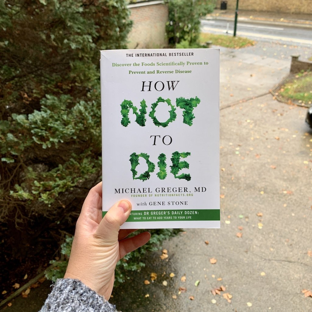 how not to die michael greger