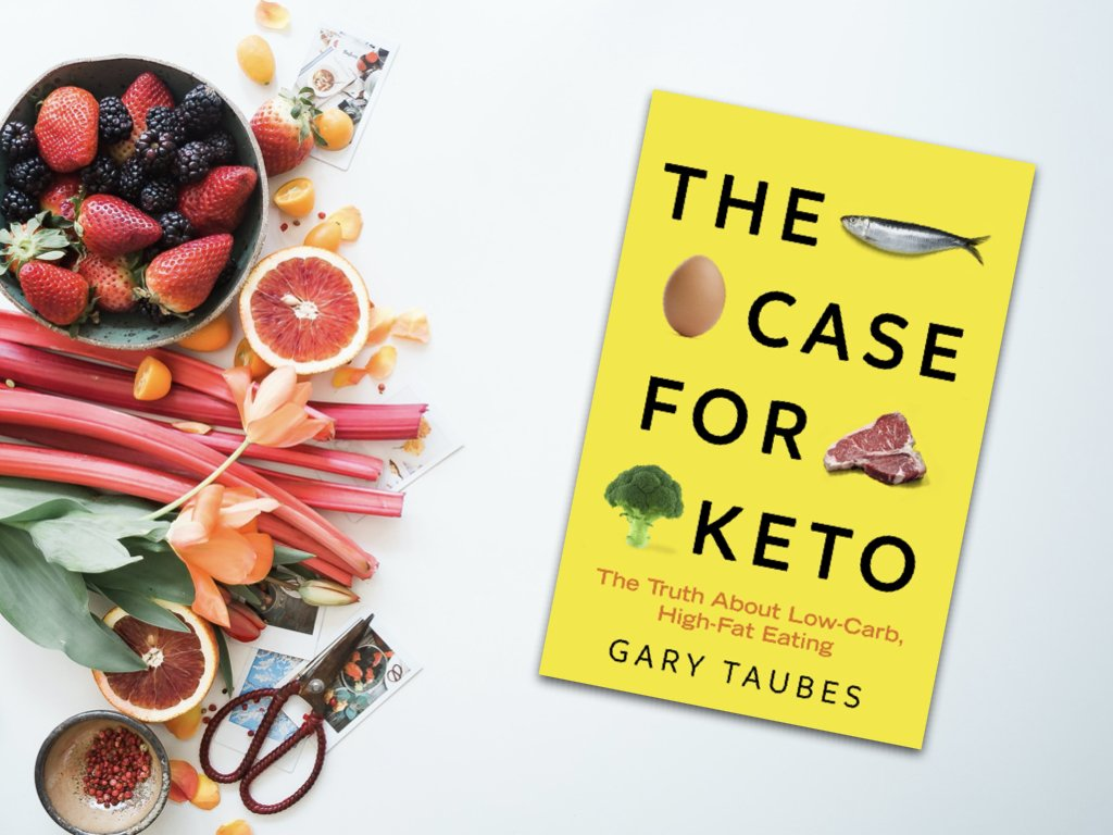 gary taubes low carb diet
