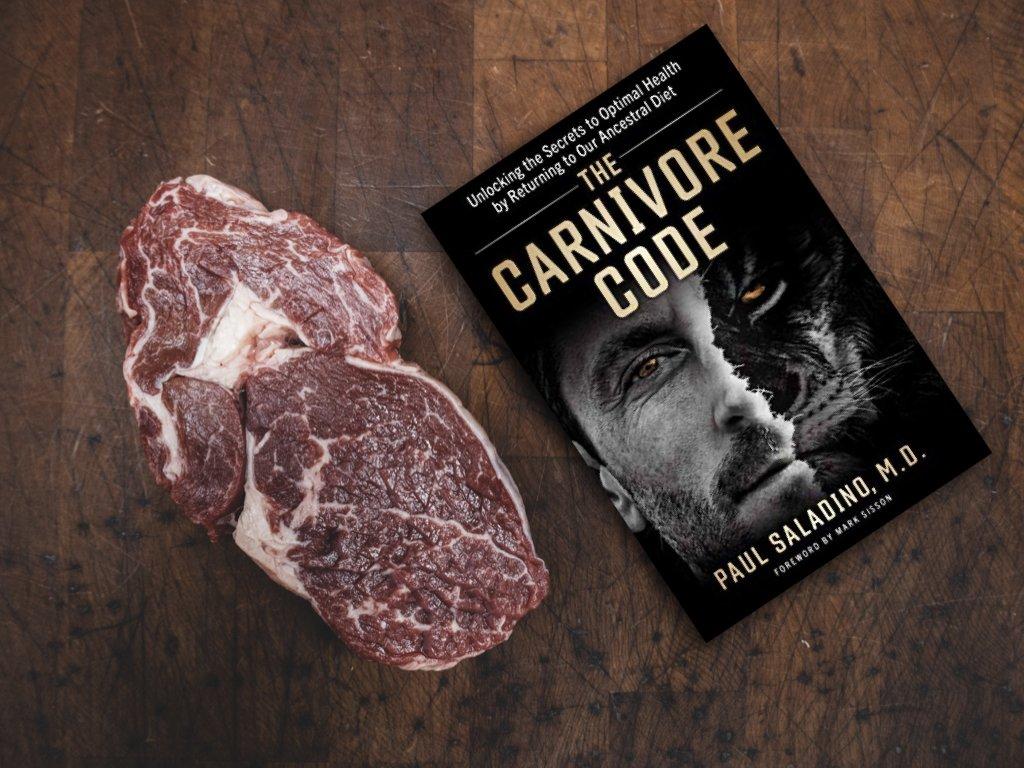 Carnivore Code - Paul Saladino