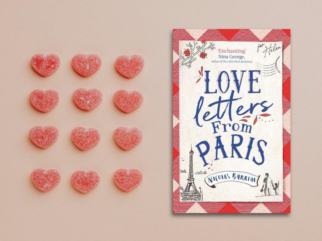 Love Letters from Paris - Nicolas Barreau