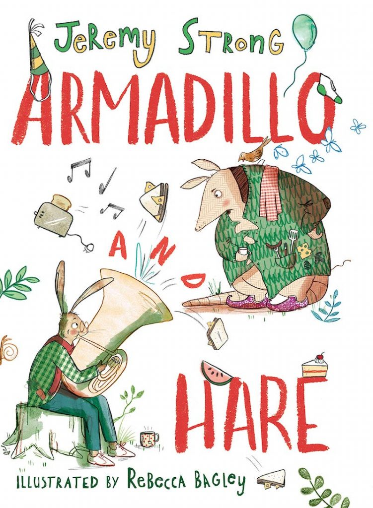 Armadillo and Hare - Jeremy Strong