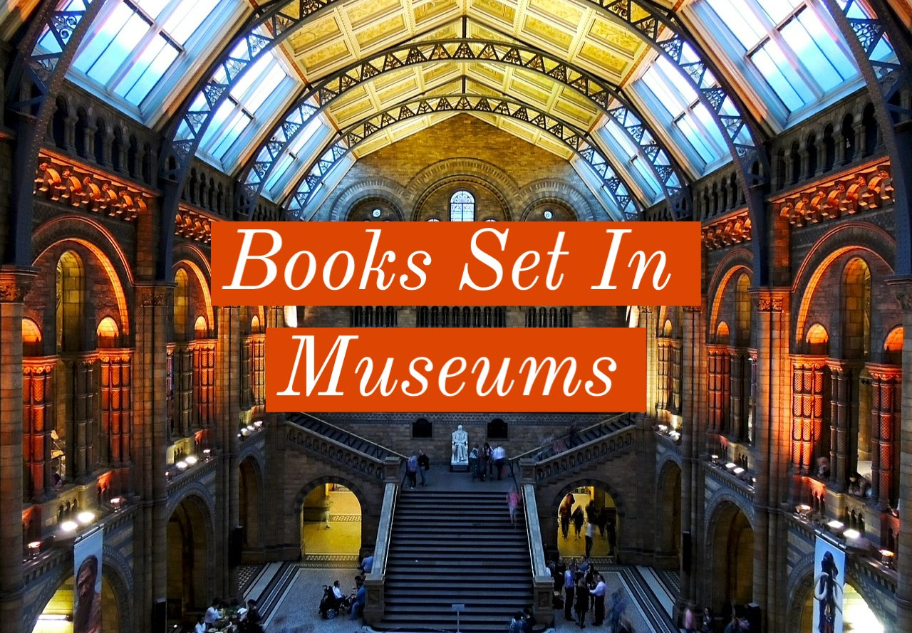 Books Set In Museums
