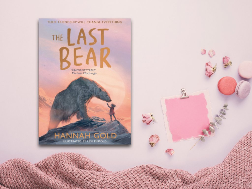 The Last Bear - Hannah Gold