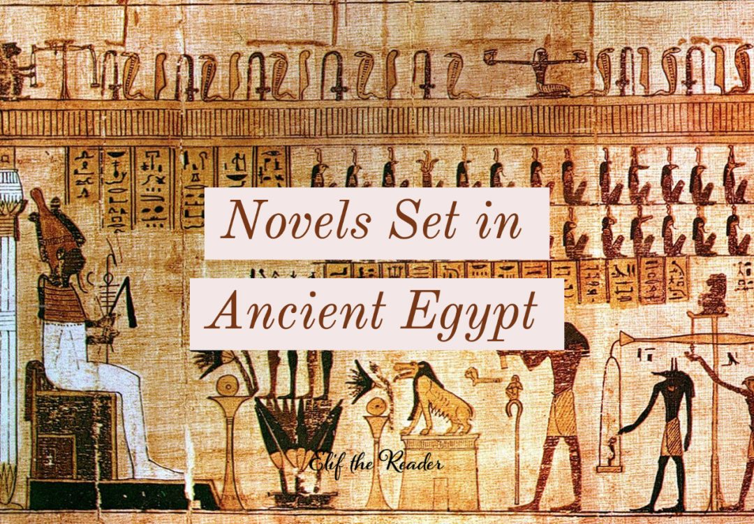 Novels set in Ancient Egypt
