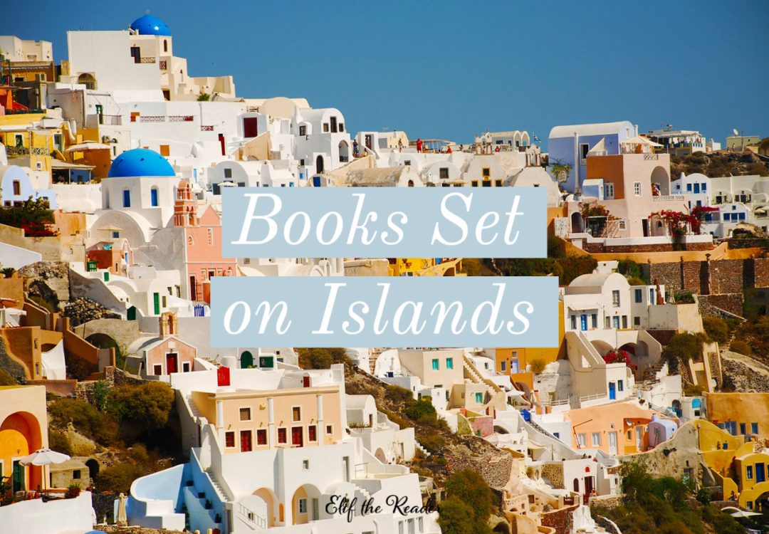20 Fascinating Books Set on Islands