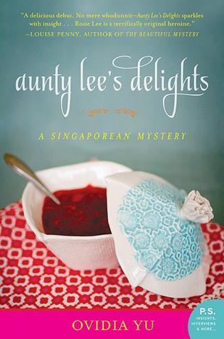 A Singaporean Mystery Series - Ovidia Yu