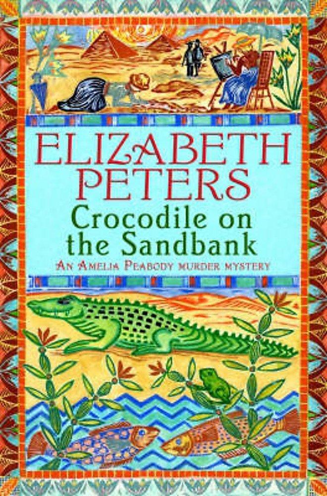 EGYPT: Amelia Peabody cozy mystery Series - Elizabeth Peters