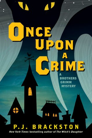 Brothers Grimm cozy Mystery Series - P. J. Brackston