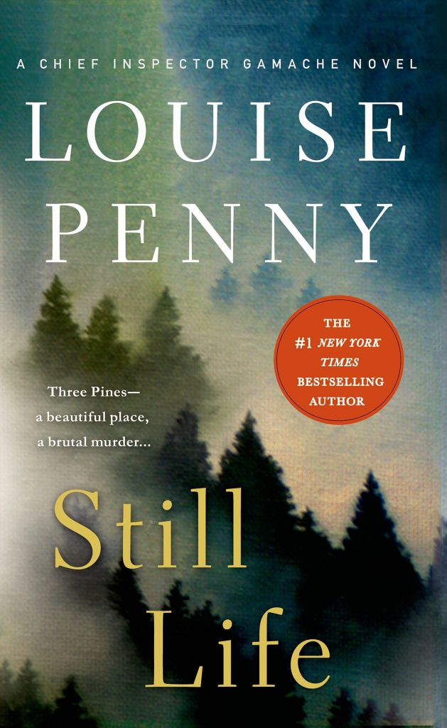 CANADA: Chief Inspector Armand Gamache cozy mystery Series - Louise Penny