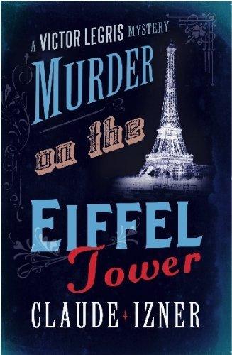 FRANCE: Victor Legris cozy mystery Series - Claude Izner