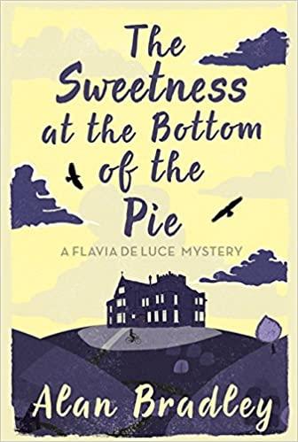 Flavia De Luce cozy mystery series