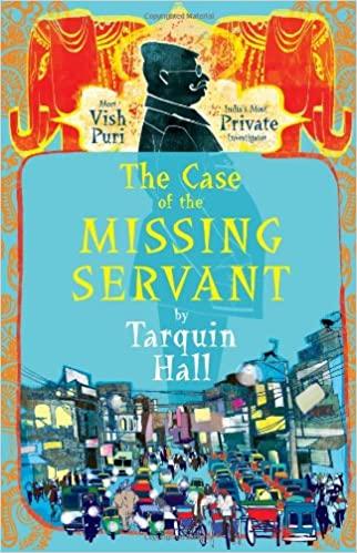 INDIA: Vish Puri cozy mystery Series - Tarquin Hall